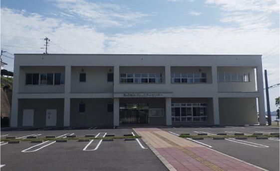 崎辺地区コミュニティセンター 新築(電気設備)工事